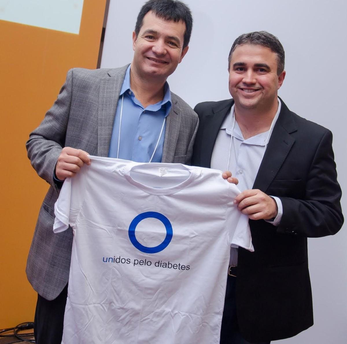 Dr. Rafael e Amaury