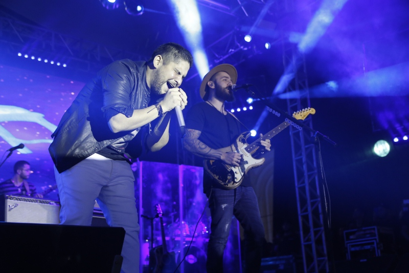 Público compareceu em peso para o show da dupla Jorge e Mateus, no Ilheus Forró. Foto Alfredo Filho Secom Ilheus (6)