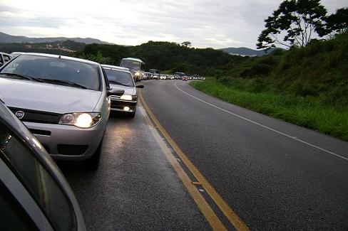 A fiscalização nas rodovias já intensa