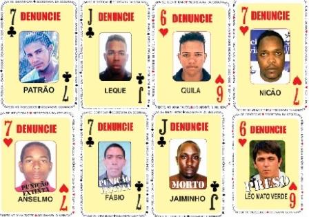 @ baralho do crime