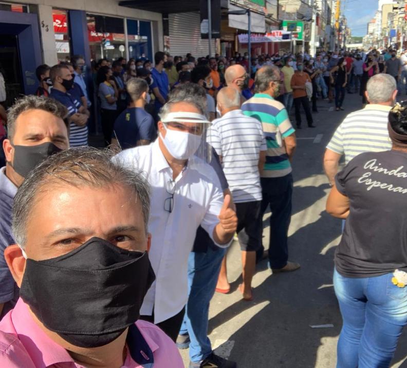 Itabuna protesto
